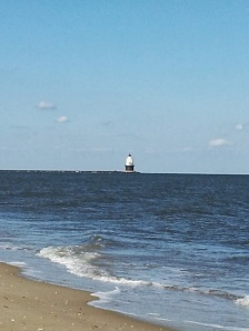 Cape Henlopen the point October 26 2013