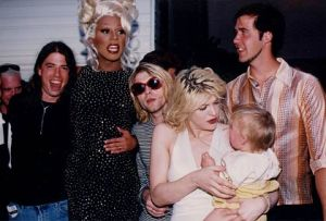 tumblr_kqalhwblnh1qzvqipo1_500 Nirvana Courtney and Francis w RuPaul